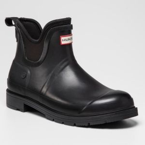 Hunter Shoes - Hunter for Target Men's Waterproof Ankle Rain Boot